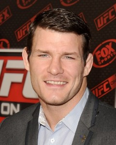 michael bisping scouting report