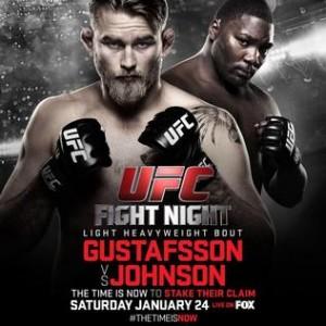 Gustafsson vs Johnson Fighter Purses,