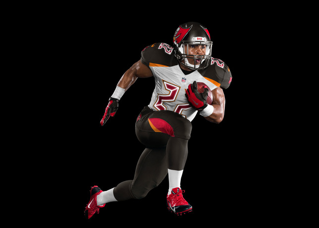2014 Tampa Bay Buccaneers Uniforms