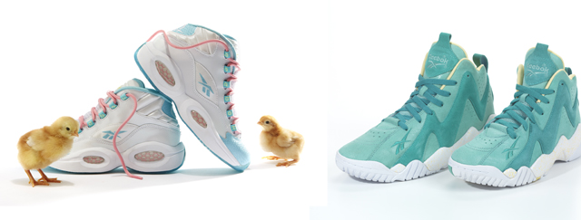 """Reebok Classic Easter Pack """"His and Hers"""""""