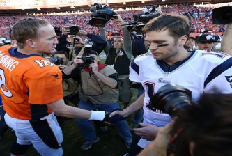 NFL: AFC Championship-New England Patriots at Denver Broncos