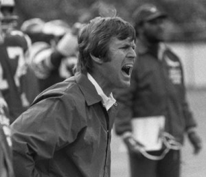 In an alternate universe, Dick Vermeil ends up as coach of Penn State in the 1980s.