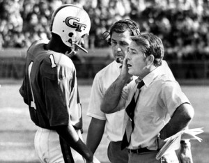 Bud Carson might have been a potential and logcail replacement for Joe Paterno at Penn State in 1973.
