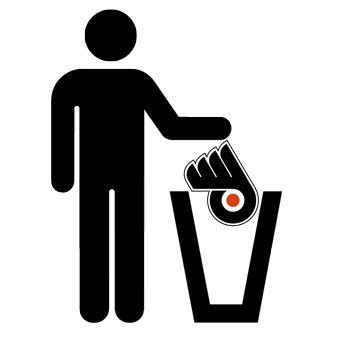 flyers_trash