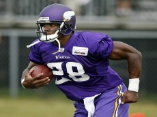 NFL: Minnesota Vikings-Training Camp