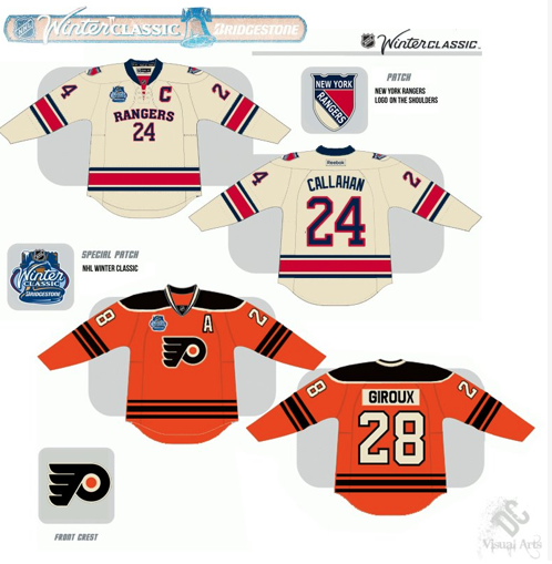 Winterclassicjerseys
