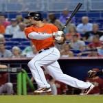 MLB: Arizona Diamondbacks at Miami Marlins