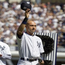 MLB: Kansas City Royals at New York Yankees
