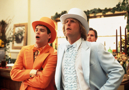 Harry and Lloyd are mystified as to how Alex knows all the answers