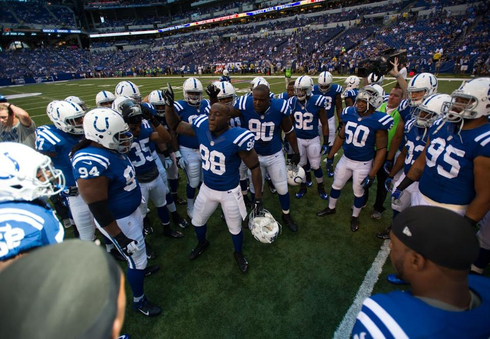 Colts Team 2012 Vikings