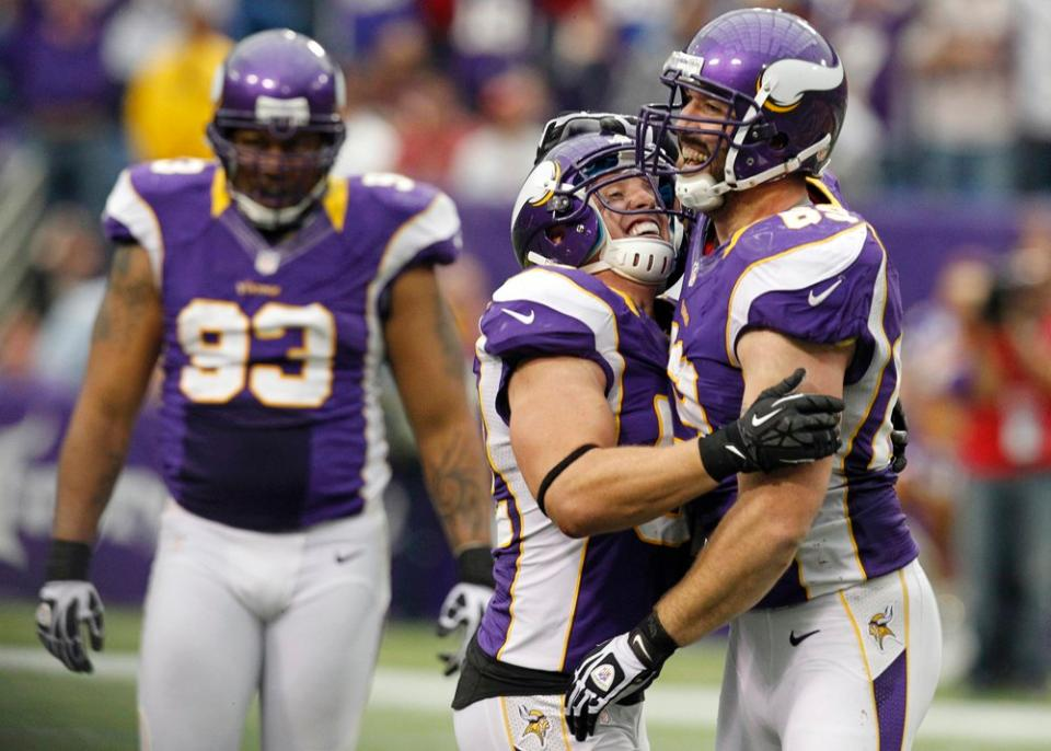 Harrison Smith Jared Allen
