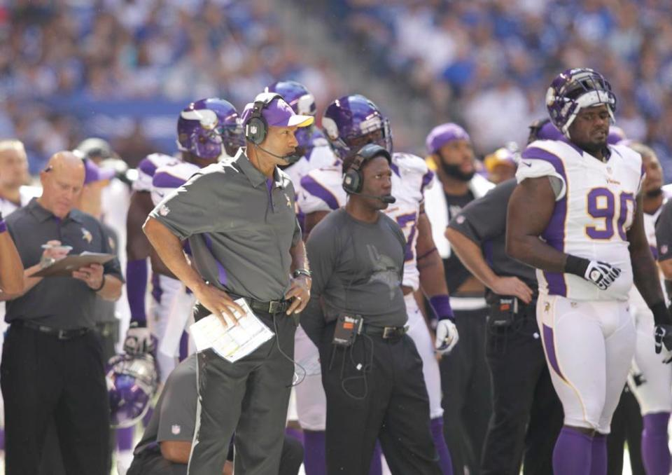 Leslie Frazier Colts 2012