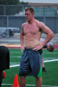 shirtless kyle rudolph 001