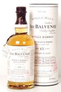 Balvenie 15 year single barrel