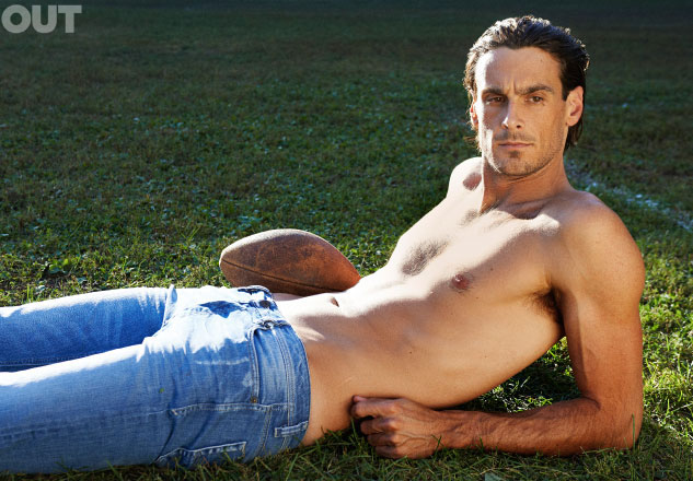 Chris Kluwe Shirtless