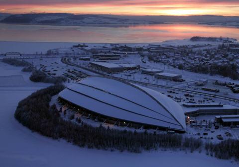 Vikings Stadium Design