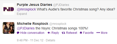 Audie Cole Christmas Song