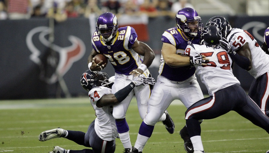 Adrian Peterson Texans
