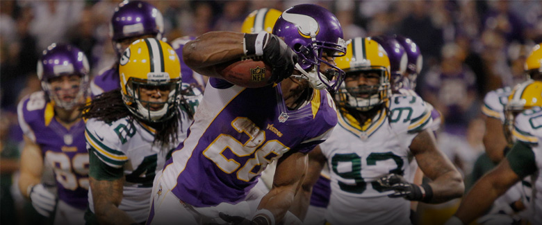 Adrian Peterson Packers