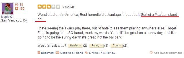 Metrodome review 004