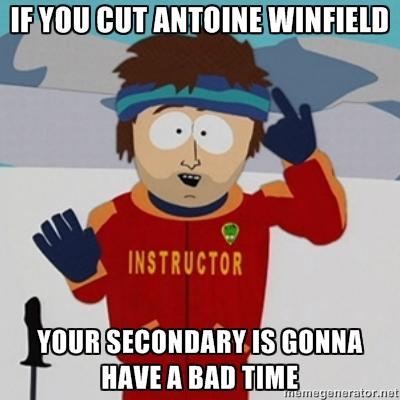 Antoine Winfield Meme