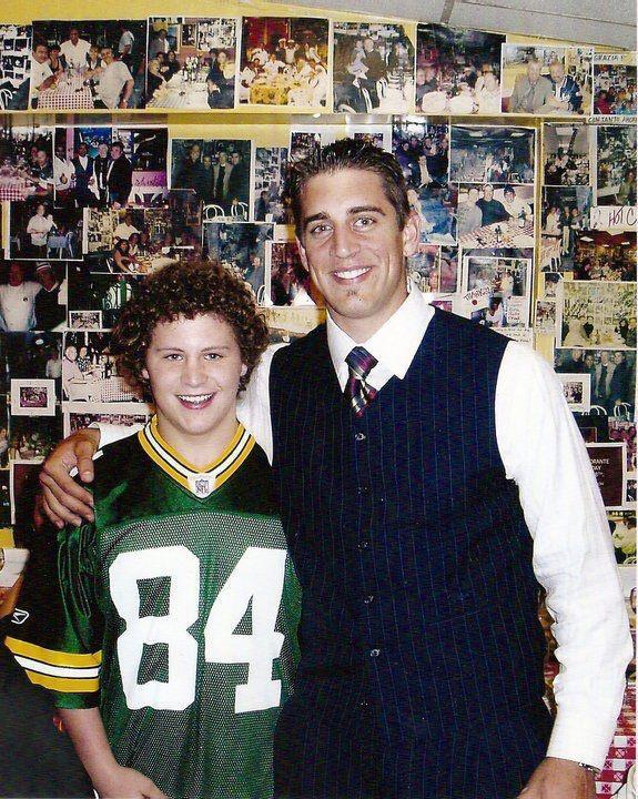 Shawn Zobel Packers Fan