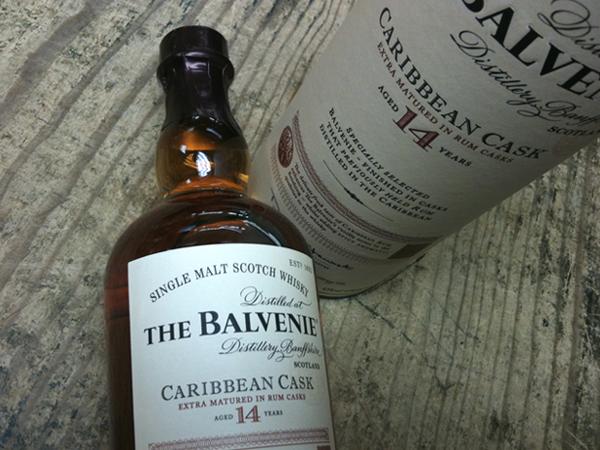 Balvenie Carribean Cask