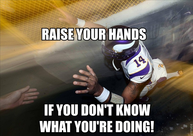 Joe Webb Vikings Meme