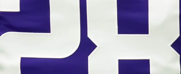 New Vikings Jersey Numbers