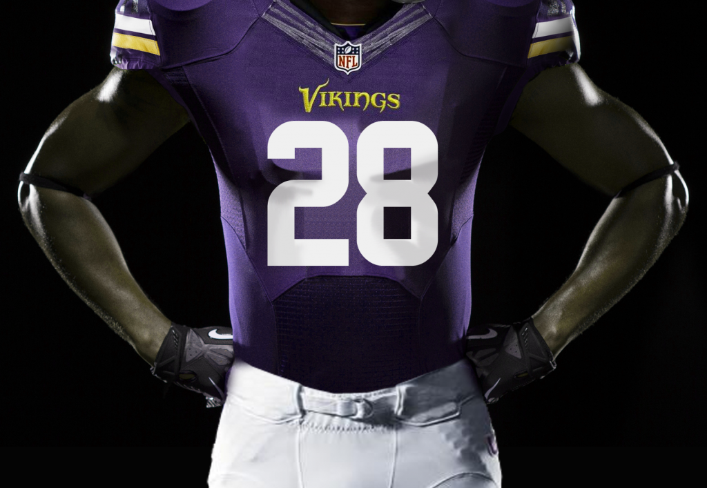 New Vikings Uniform Mock Ups Again