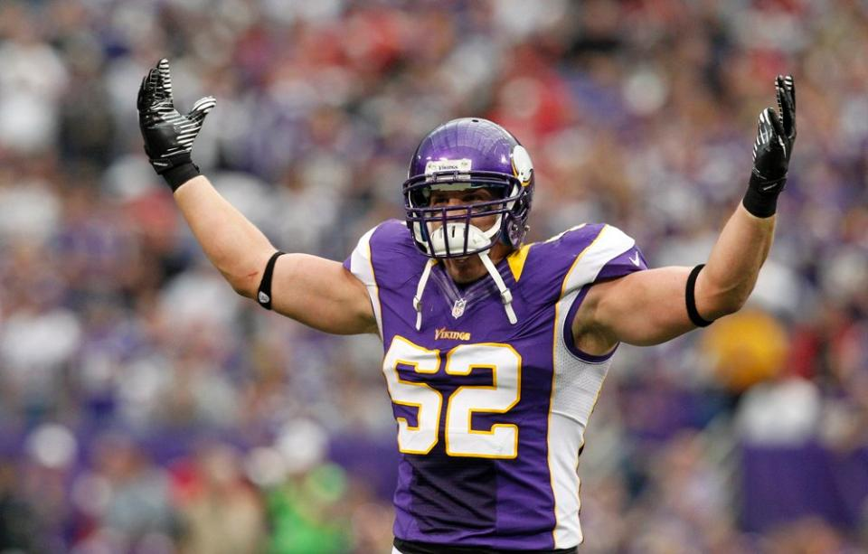 Chad Greenway South Dakota Boy