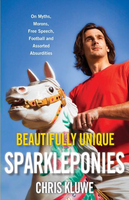 Chris Kluwe Book Cover