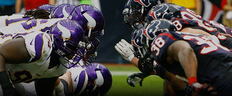 Vikings vs Texans