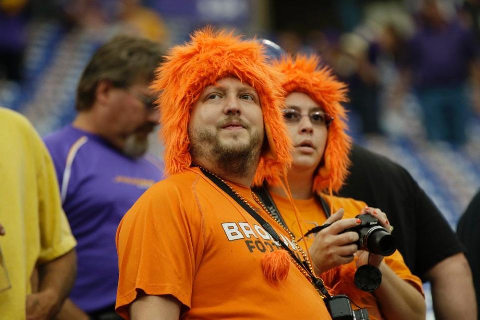 Funny Browns Fan