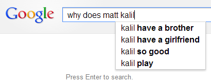 Google Matt Kalil