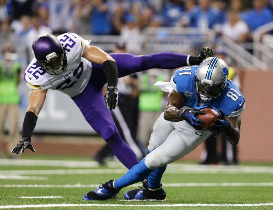 Harrison Smith Vikings Lions