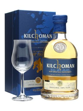 Kilchoman 3 year inaugural