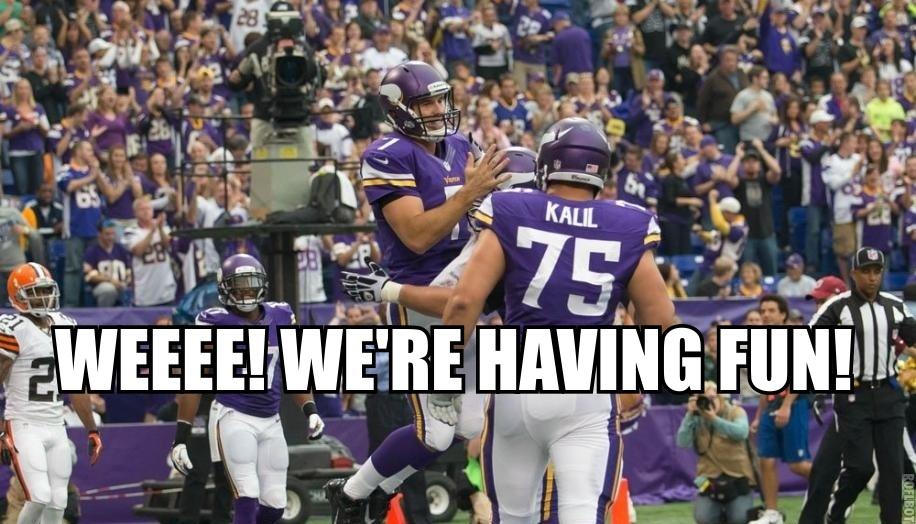 Browns vs Vikings recaps