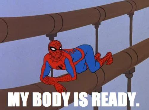 Spider Man Meme 2013 wk3