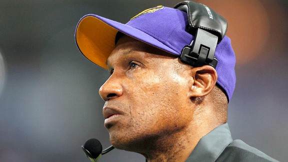 Leslie Frazier Indifference