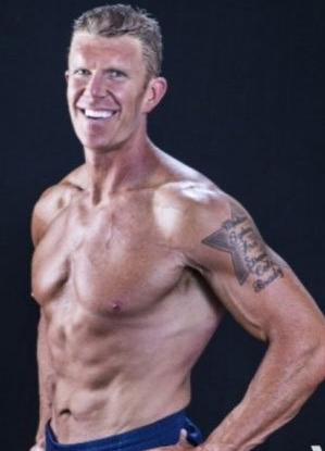 Shirtless Matt Birk