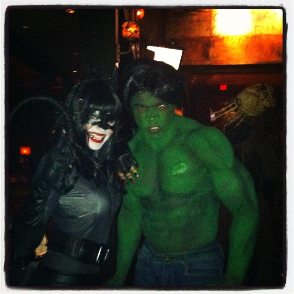 Adrian Peterson Hulk