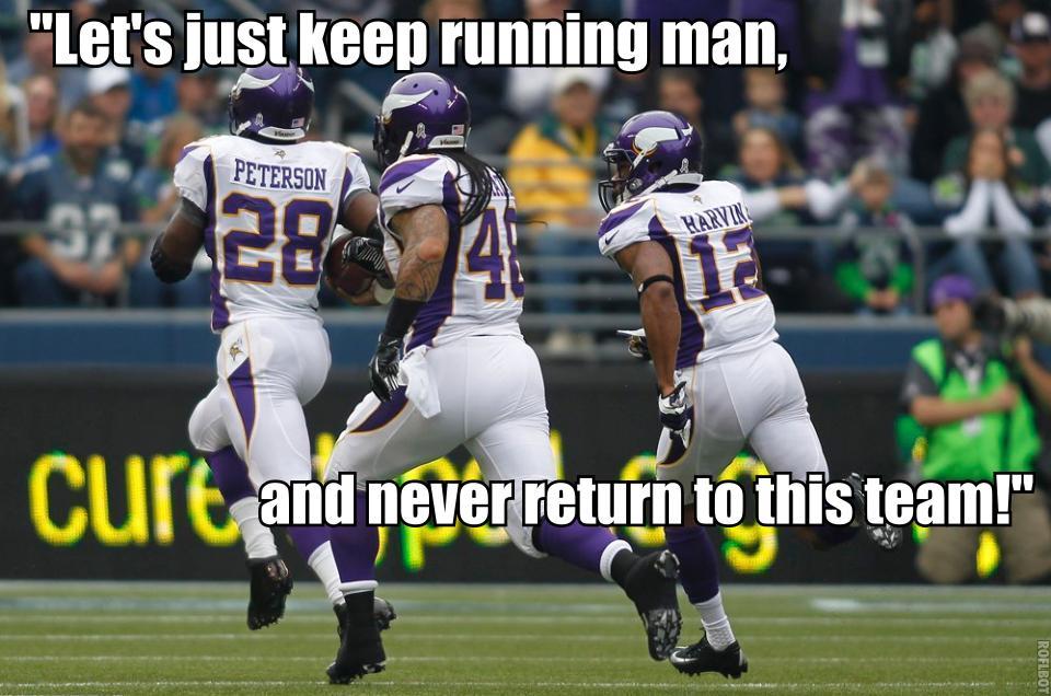 Vikings Seahawks