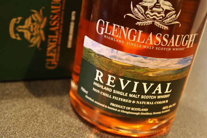 Glenglassgaugh Revival