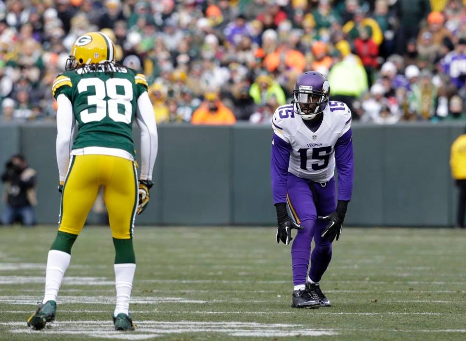 Greg Jennings Packers