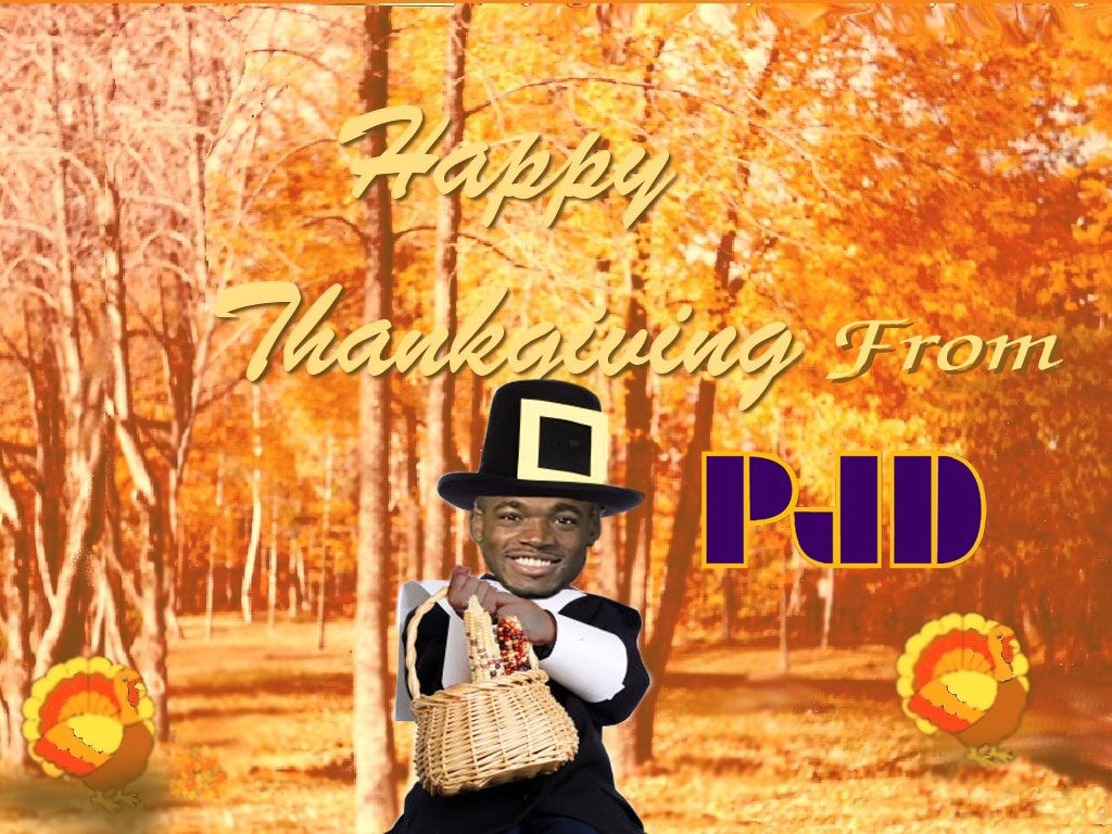 PJD Thanksgiving 2012