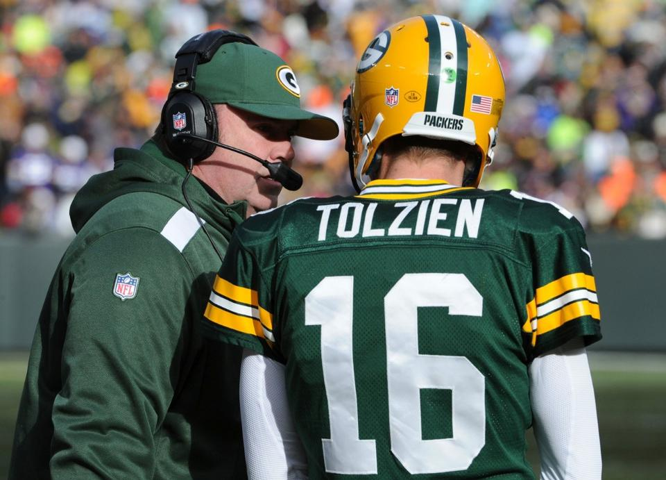 Scott Tolzien Packers