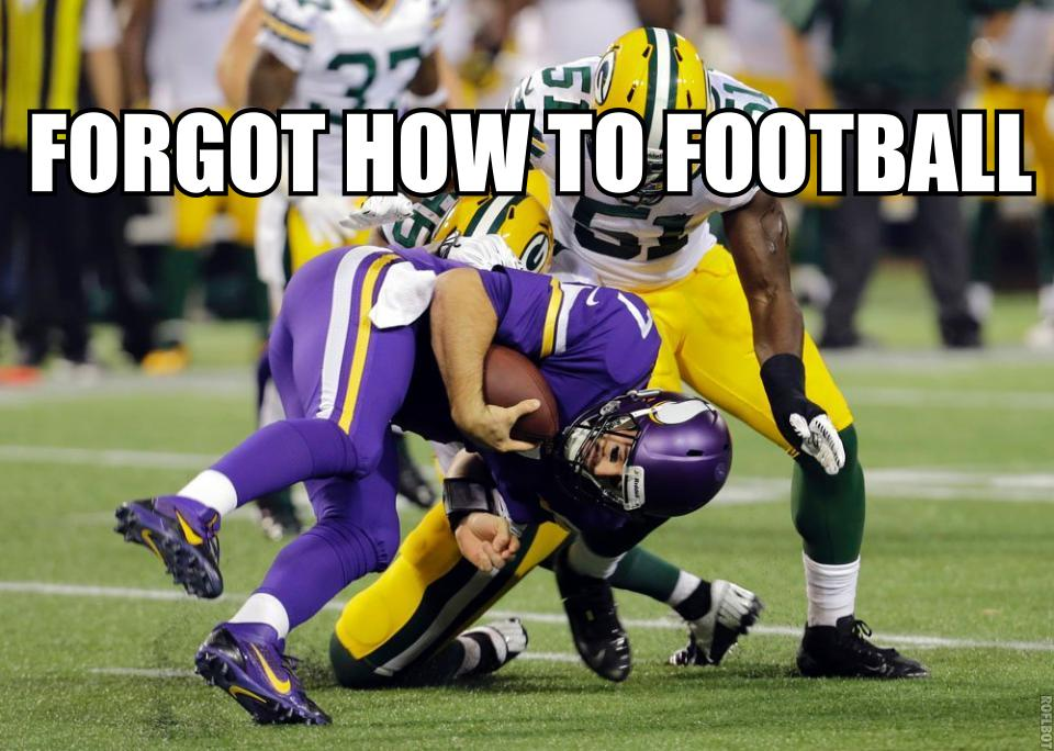 Christian Ponder Packers