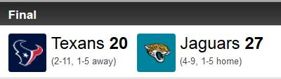 Texans Jaguars 2013