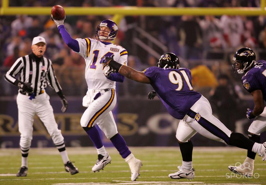 Vikings Ravens 2005